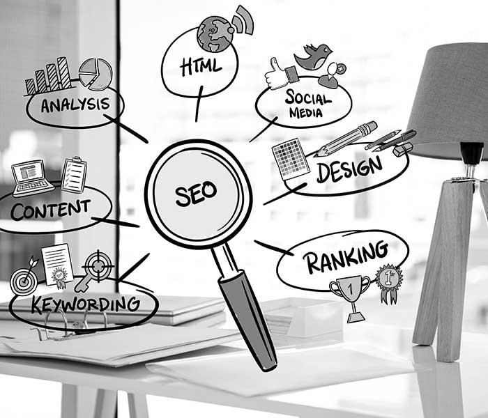 Web Designer e consulente seo freelance. Programmatore per la realizzazione di siti internet e Google Seo per la creazione siti web   immagine ottimizzazione seo